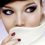 Дымчатый макияж глаз или smokyeyes