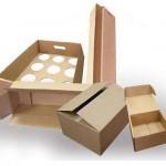 Применение упаковок из картона
