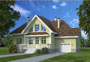 322_ Проекты домов и коттеджей. Наше дело – строить