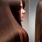 Кератиновое выпрямление подарит гладкие и здоровые волосы