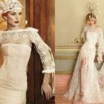 Нетрадиционные оттенки в выборе свадебного платья