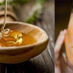 Умывание мёдом