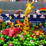 Воздушные шарики для оформления любых праздников