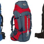 По каким характеристикам выбирать рюкзаки объемом 50-75 литров на сайте Aktive Sport