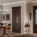 Двери из массива как лучшее сочетание солидного внешнего вида и прочности