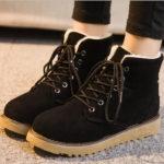 Где купить женские зимние ботинки недорого