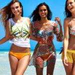 Модные пляжные образы 2017 для девушек и женщин