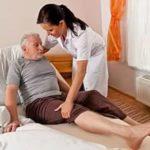 Уход за лежачим больным: предотвращение пролежней