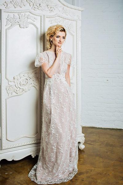 Свадебное платье в стиле прованс-выбор современной невесты.