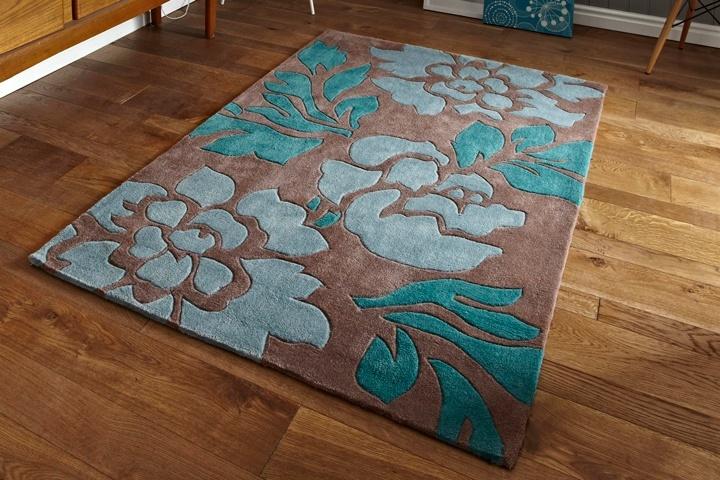 В чем особенность акриловых ковров