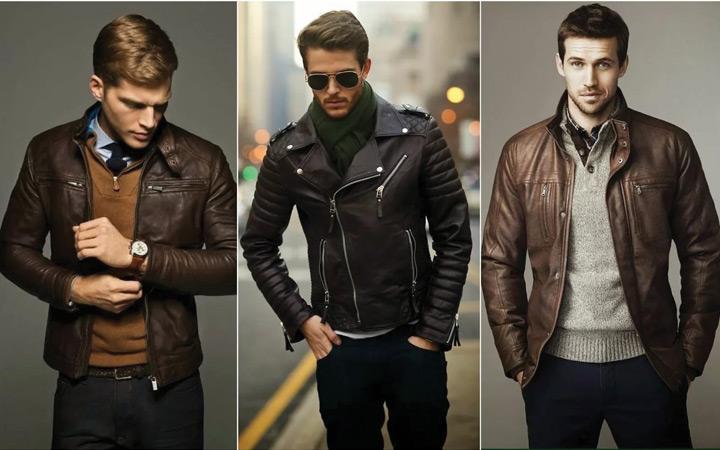 Куртка - неотъемлемая деталь мужского гардероба