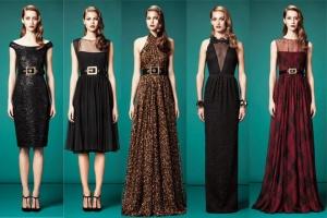 Основные модные направления вечерних платьев 2017 года