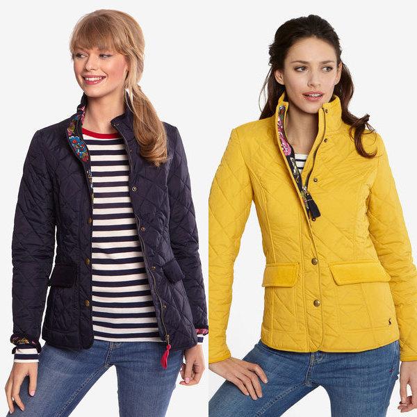 Модные женские осенние куртки 2017 года