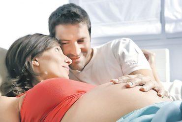 Все прекрасно знают, как выглядят беременные женщины
